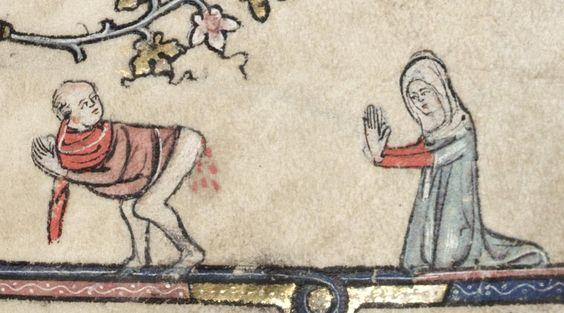 Roman d'Alexandre, Tournai, 1338-1344. Bodleian, MS. Bodl. 264, fol. 56