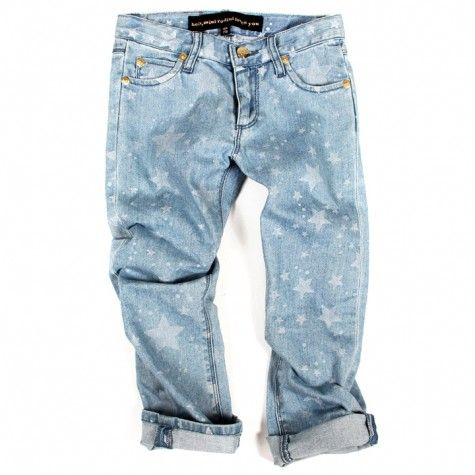 mini rodini star jeans