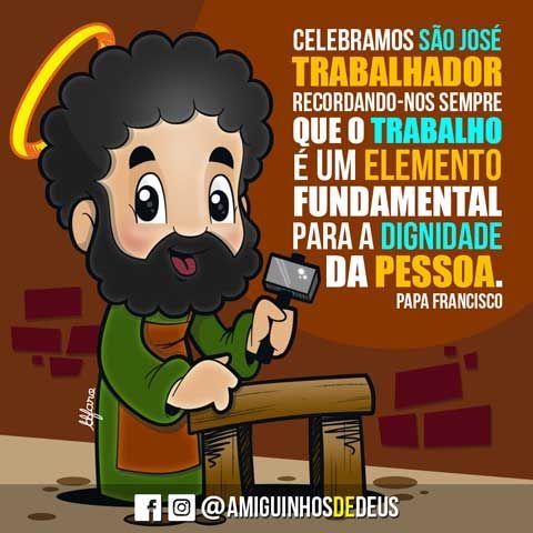 Sao Jose Desenho Biblia Para Criancas Sao Jose Igreja Catolica