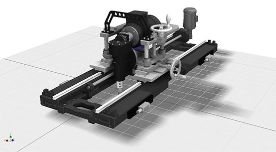 Prototype Machine Tool Machine Tools Portable Tools Machine