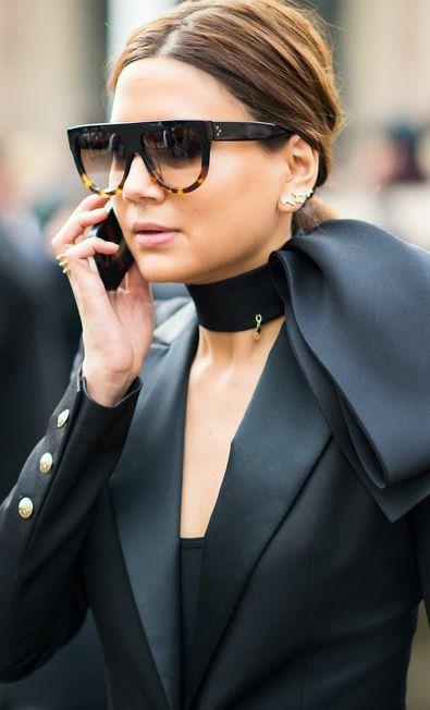 Óculos Topo Reto (foto: Pinterest/Reprodução)