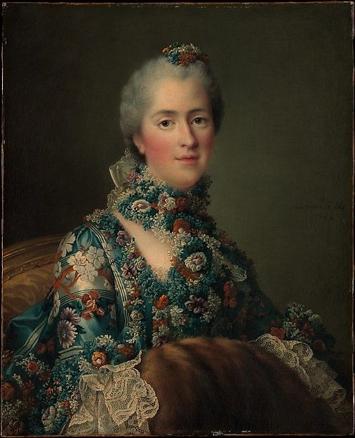 Madame Sophie de France (1734–1782) François Hubert Drouais: