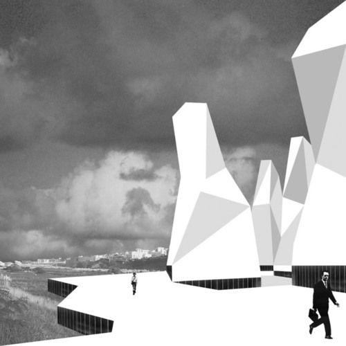 Santander, Spain  Museo De Cantabria  Concurso Primer Premio  MANSILLA + TUÑÓN…