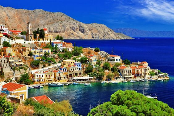 Symi Island  Hotels