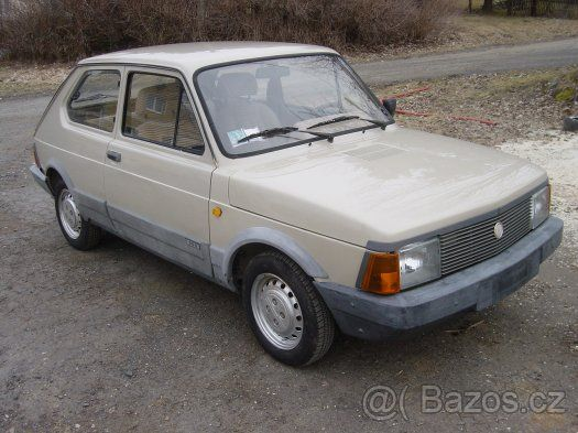 Prodam Fiat 127 Super 1 With Images Fiat Fiat Abarth Suv