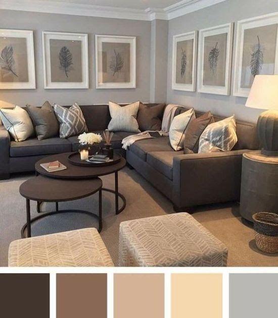 40 Inspirasi Warna Cat Interior Rumah Minimalis 1000 Jangan Salah Tentukan Cat Rumah 14 Inspirasi Ko Living Room Colors Navy Living Rooms Elegant Living Room