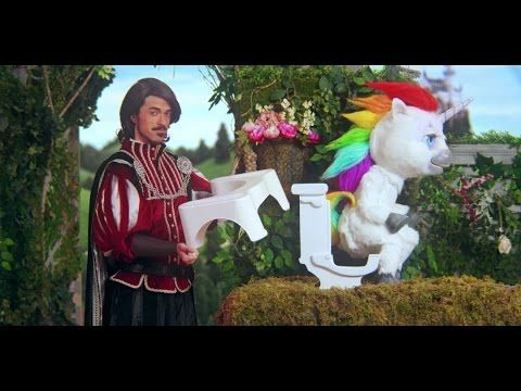 'Squatty Potty' - Commercial