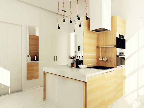 Ultra Tiny Home Design: 4 Interiors menos de 40 metros cuadrados