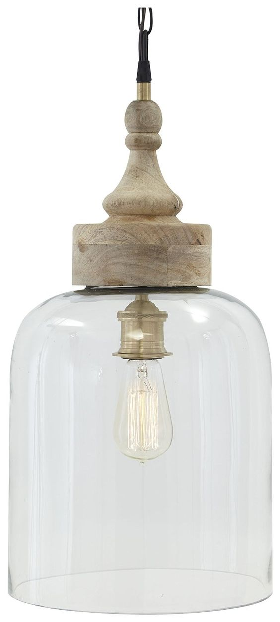 Farmhouse kitchen products to get the fixer upper look for Farmhouse pendant lighting fixtures
