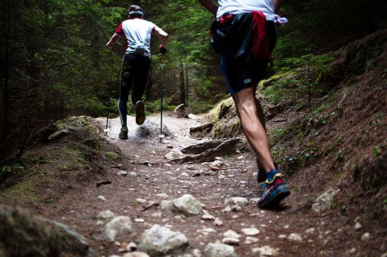 """""""Just the hill and me. Just the challenge and me. Just my fears and me. Bring it on."""" In need of motivation? Martin Dugard's book To Be a Runner is packed with it."""