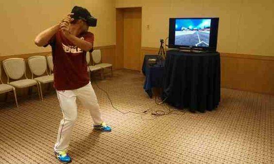 NTT DATA to Launch #VirtualReality #Baseball Coaching System
