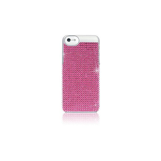 Iwave Crystal Iphone 5/5S/6 Case ($249) ❤ liked on Polyvore featuring accessories, tech accessories, phone, iphone cover case, apple iphone cases, sparkly iphone cases, iphone cases and frontgate