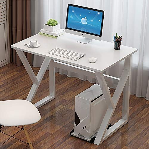 Metiktok Home Office Table Computer Desk Study Writing Desk K