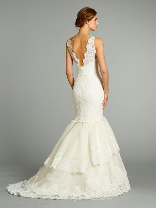 Back View, Jim Hjelm style #JH8259