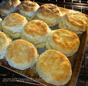 Baking Powder biscuits. Dairy Free. I used almond milk and chilled coconut oil to make dairy free. My go to biscuit recipe. My Husband and boys love these.