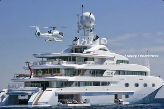 Teuerste yacht der welt gold  Super yacht w/ helicopter pad!!!! | When I Win The Lotto ...