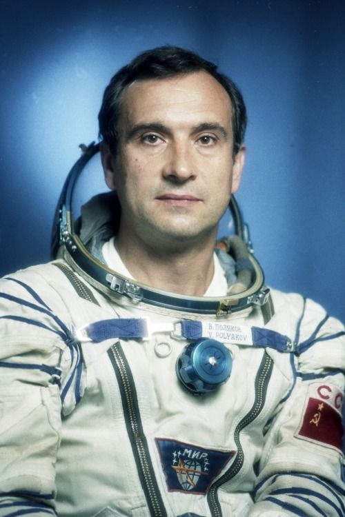 astronaut who stayed in space the longest - photo #5