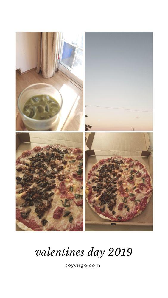 SOYVIRGO.COM/ VEGAN WHOLEFOODS PIZZA, MATCHA