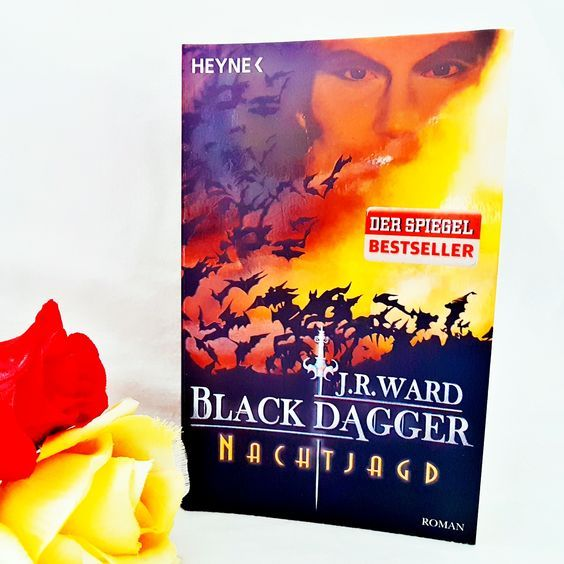 Rezension Black Dagger Nachtjagd J.R.Ward