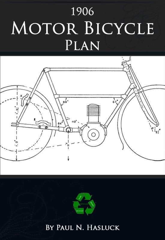 How To Build A 1906 Motor Bicycle Rare Old Tutorial Book 158 Etsy Rare Words How Are You Feeling How To Plan