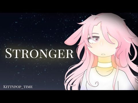 Stronger Meme Flipaclip Gachalife Backstory Spoiler Youtube Meme Background Memes Anime