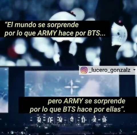 Muchos No Entienden Solo Army Y Bts Saben Lo Que Somos Y