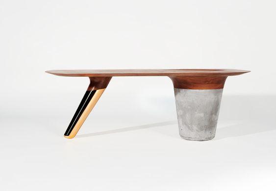 CS1 table basse tri-matière par Astfrei