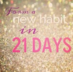 Getting prepped to start the 21 Day Fix Challenge - 21 Days to form new and healthy habits!