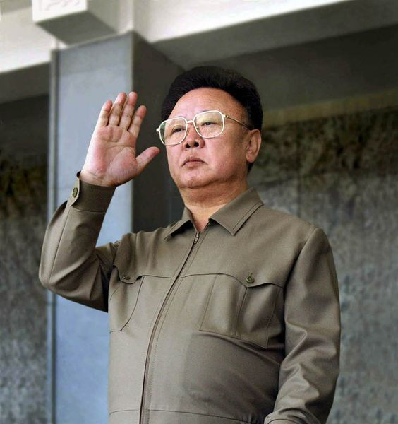 """""""Try as Kim might to intimidate his people with guns and knives, they are abandoning him more and more. But even if he refuses to open North Korea's heavy and sturdy doors, the currents of history have grown strong enough to break them open like floodgates.""""    The Secret History of Kim Jong Il: Required reading."""