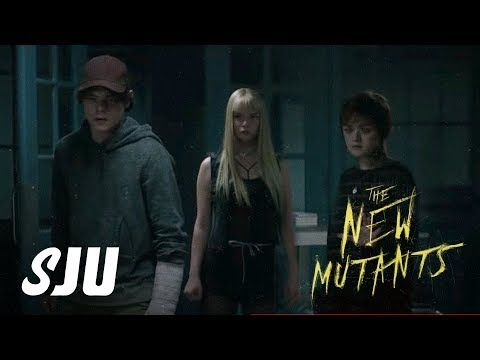 Let S Talk About That New Mutants Trailer Sju In 2020 This Is Us Movie Let Them Talk Mutant