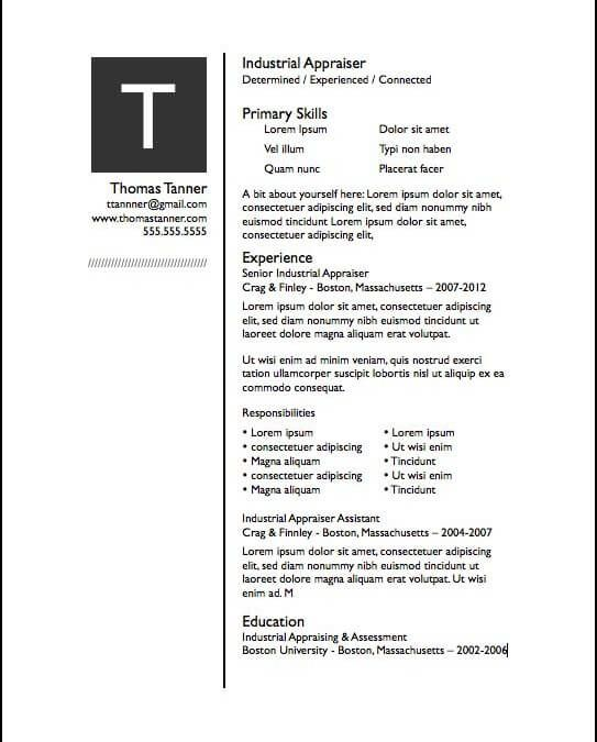 Cv Template For Pages Cvtemplate Pages Template Best Free Resume Templates Free Resume Template Download Downloadable Resume Template
