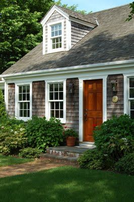 Cape cod style cape cod and cape cod style house on pinterest - Cape cod style homes ...