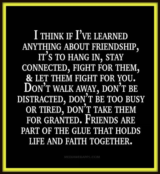 Fight For Friendship Quotes: Friendship, Don't Give Up And Quotes On Pinterest
