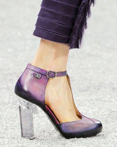 Chanel Fall '12