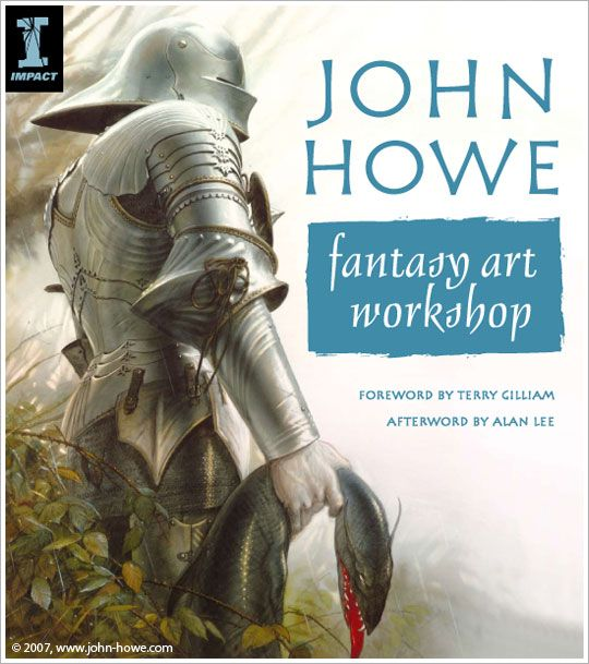 John Howe - Fantasy Art Workshop
