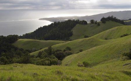 Mt. Tamalpais in Marin County