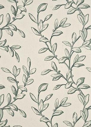 PF50289.1 Tintinhull Embroidery Aqua by Baker Lifestyle