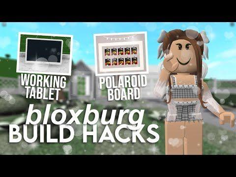 Some Hacks For U Should I Open Tik Tok Account Hehe For Funn Bloxburg Original Building Hacks Tips Advanced Placing Youtube Roblox Hacks Building