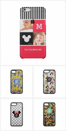 Custom Monogram iPhone Cases