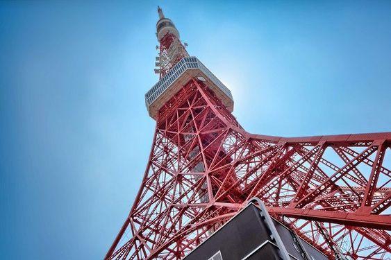 Comprar Entradas Para Subir A Tokyo Tower La Tokyo Tower Es Un Icono De Tokio Reservar Entradas Para Subir A Esta Actividad Con Descuent Compras Entradas Sube