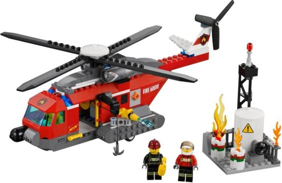 Fire Helicopter(2013)