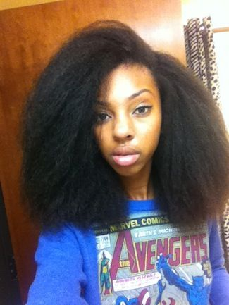 5 Ways to Stretch Natural Hair   Black Girl with Long Hair:
