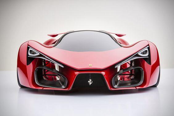 The 1,200 Horsepower Ferrari F80 Supercar Reaches 310 MPH ferrari #experiencia…
