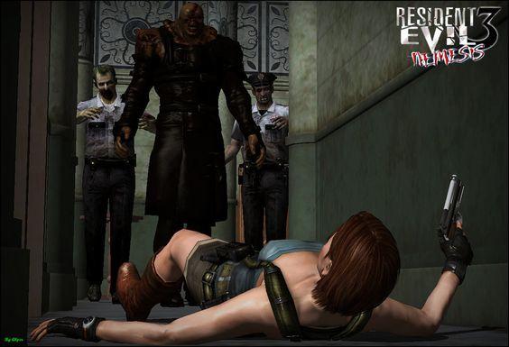 Resident Evil 3 Remake by Alper-55 on DeviantArt