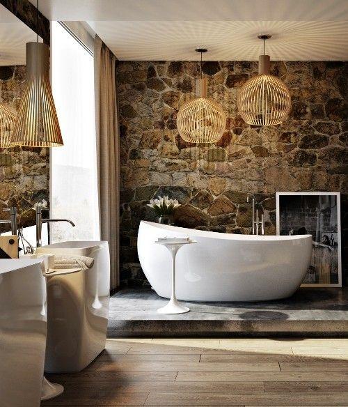 Grosses Badezimmer Gestalten Und Sich Das Beste Spa Erlebnis Zuhause Gonnen Wohnideen Und Dekoration Grosse Badezimmer Badezimmer Gestalten Luxusbadezimmer