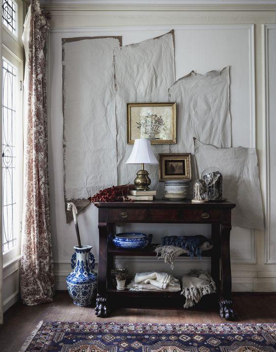 Gorgeous European Living Room