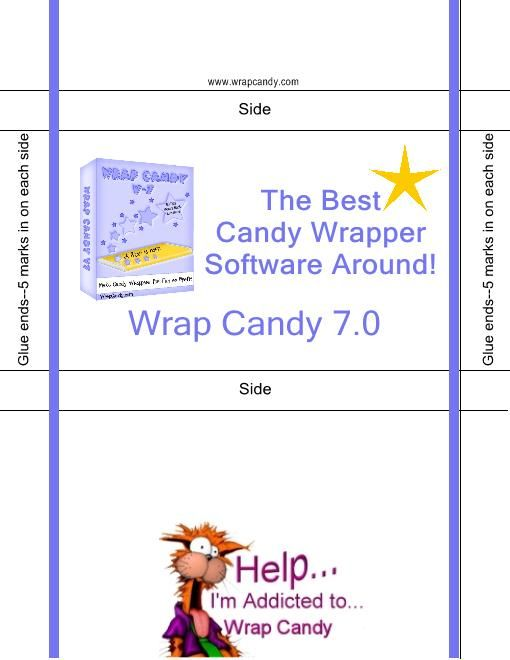 wrap candy templates - pinterest the world s catalog of ideas