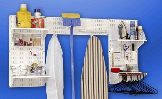 Laundry Room Organization Tips and Tricks | LIving Weekly Blog