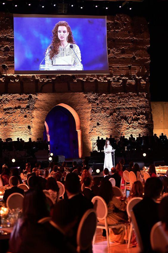 O evento contou com a presença do Sheikh Hamed bin Zayed Al Nahyan dos Emirados Árabes Unidos.E um vídeo: