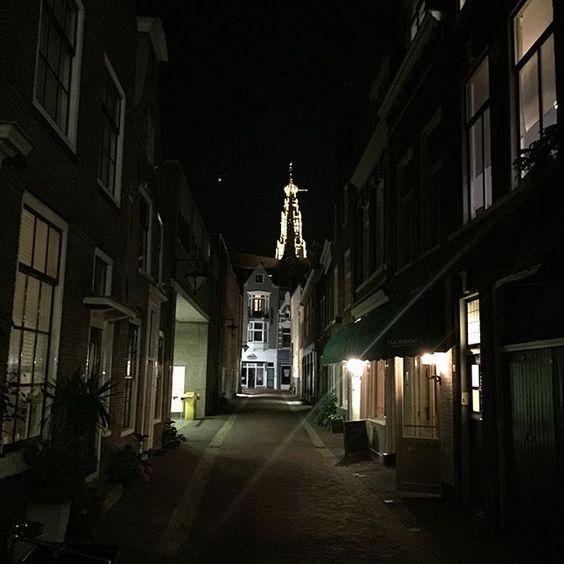 Frankestraat #haarlem #night